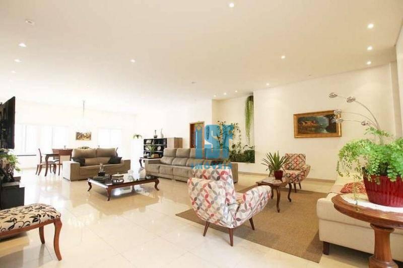 Sobrado com 4 dormitórios à venda, 400 m² por R$ 3.000.000 - Vila Indiana - São Paulo/SP - SO4724.