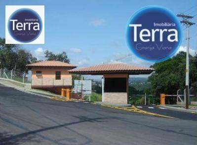 Terreno  residencial à venda, Reserva do Moinho, Granja Viana.