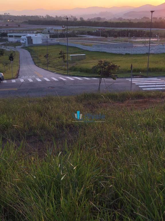 Terreno à venda em Condomínio Residencial Colinas Do Paratehy, São José Dos Campos - SP