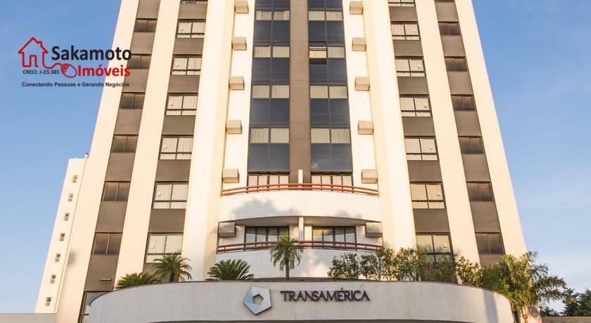 Flat a venda, Transamérica, Campolim, Sorocaba.