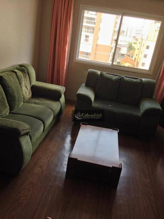 Apartamento com 2 dormitórios à venda, 85 m² - Santa Paula - São Caetano do Sul/SP