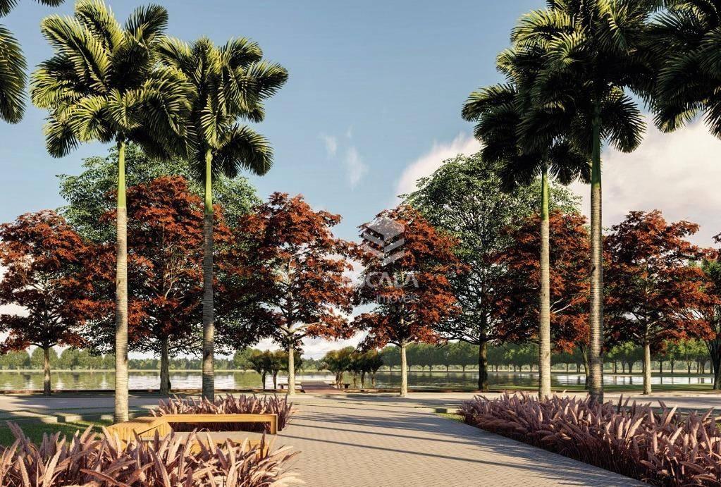 Terreno à venda, 497 m², Vert Natureza, melhor localização, alto padrão, financia - Centro - Eusébio/CE