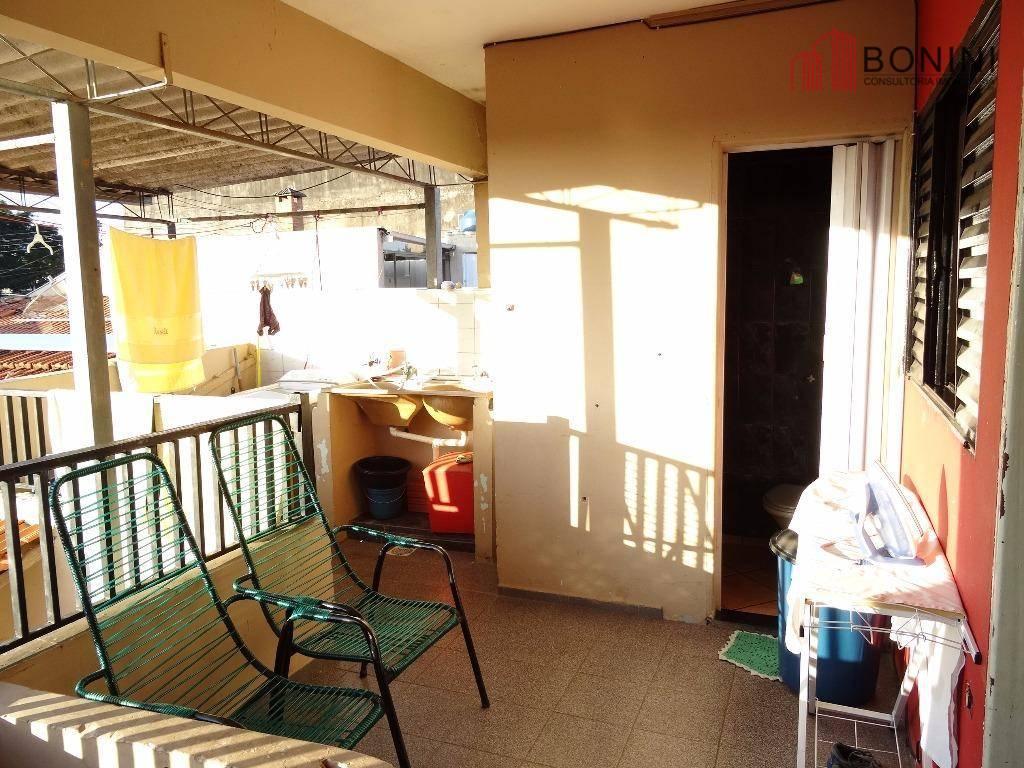 Casa 4 Dorm, Jardim Esmeralda, Santa Barbara D'Oeste (CA0258) - Foto 14