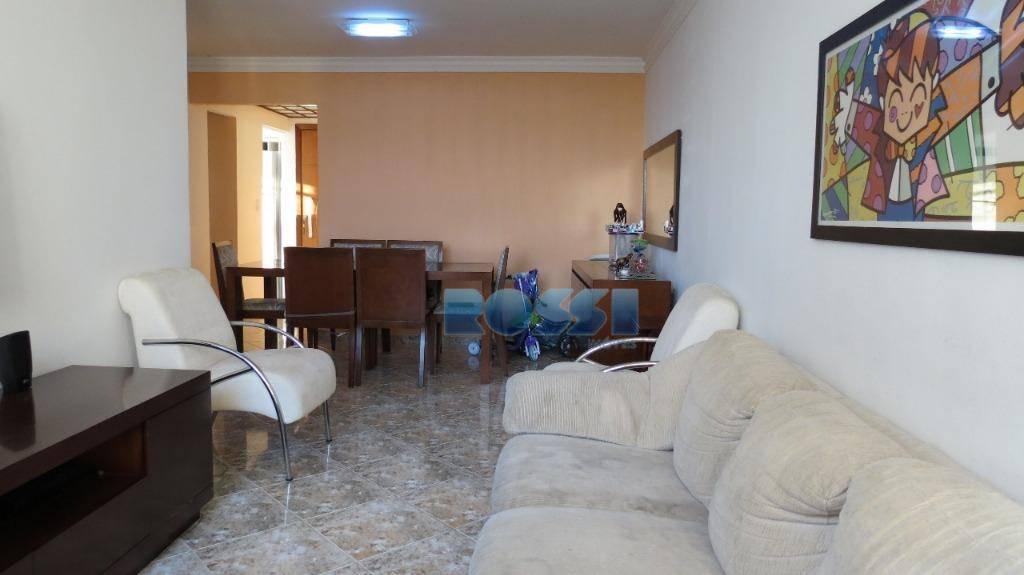 Apartamento residencial à venda, Vila Independência, São Paulo.