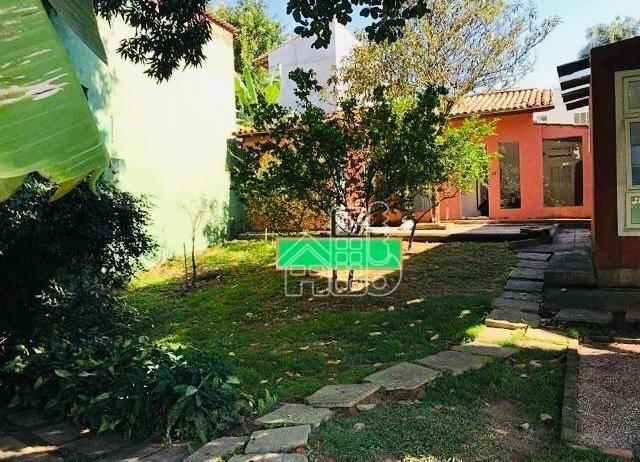 Casa em Engenho do Mato  -  Niterói - RJ