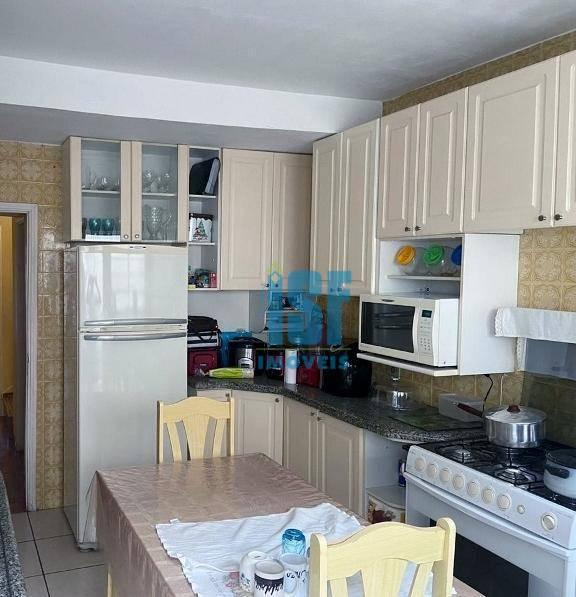 Sobrado com 3 dormitórios à venda, 125 m² por R$ 425.000 - Jardim Maria Rosa - Taboão da Serra/SP - SO5572.