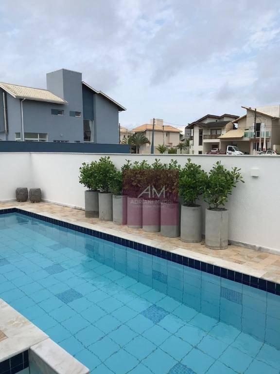 Belíssimo Sobrado com 3 suítes à venda, 220 m² por R$ 1.200.000 - Peruíbe/SP