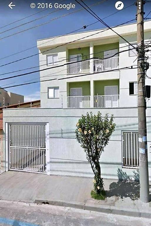 Apartamento residencial à venda ou locação, Utinga, Santo André.