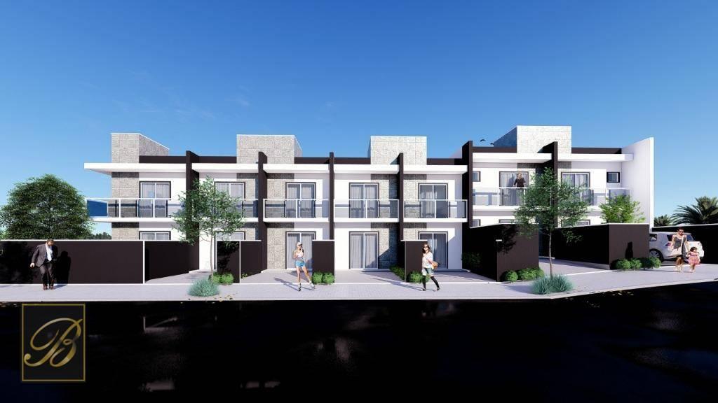 Sobrado com 2 dormitórios à venda, 65 m² por R$ 230.000