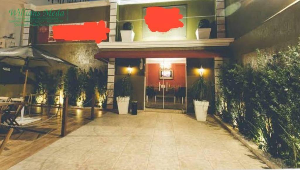 Salão para alugar, 300 m² por R$ 12.000/mês - Bosque Maia - Guarulhos/SP