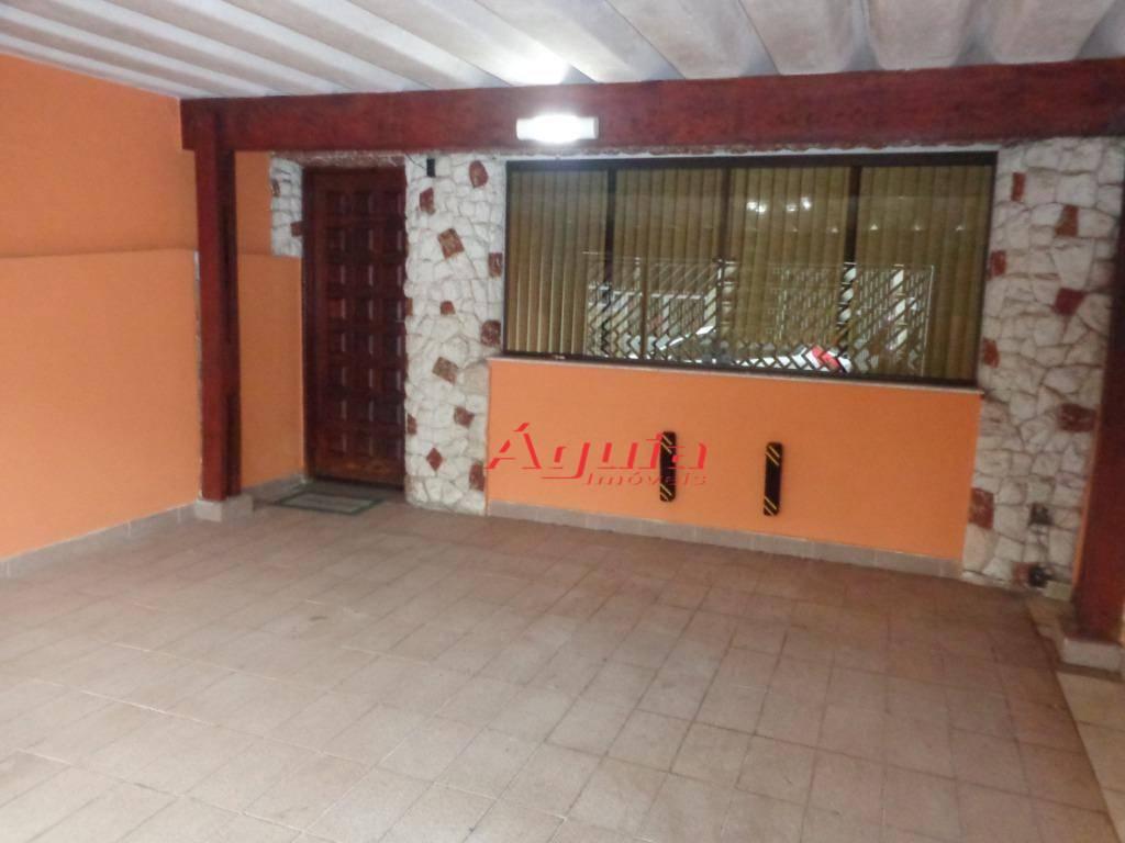 Sobrado com 4 dormitórios à venda, 161 m² por R$ 430.000 - Parque Oratório - Santo André/SP