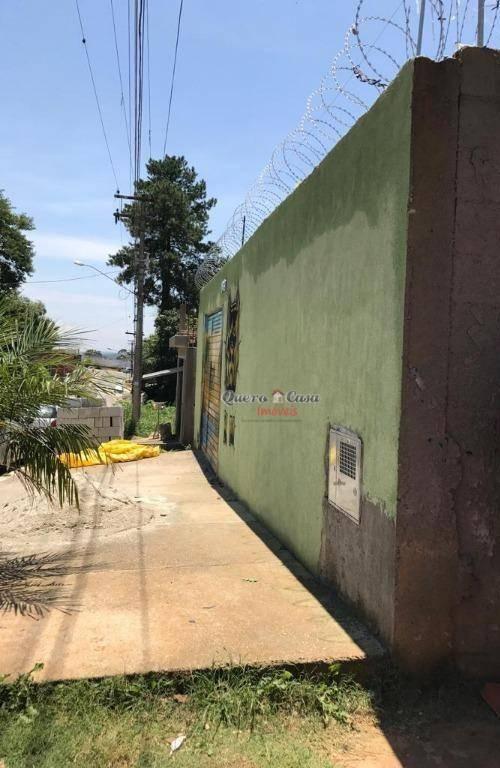 Terreno residencial à venda, Parque Dirce, Itaquaquecetuba.