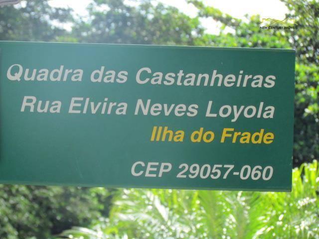 Casa 4 Dorm, Ilha do Frade, Vitória (CA0096) - Foto 5