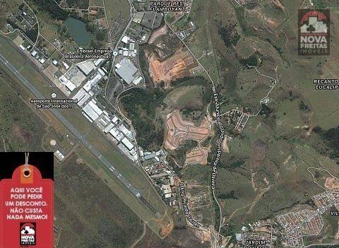 Terreno à venda em Putim, São José Dos Campos - SP