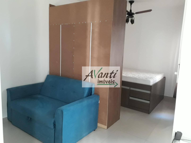 Kitnet à venda, 35 m² por R$ 171.000,00 - Ponta da Praia - Santos/SP
