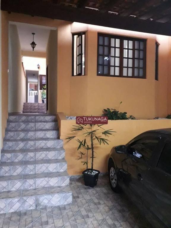 Sobrado à venda, 208 m² por R$ 520.000,00 - Jardim Universo - Mogi das Cruzes/SP