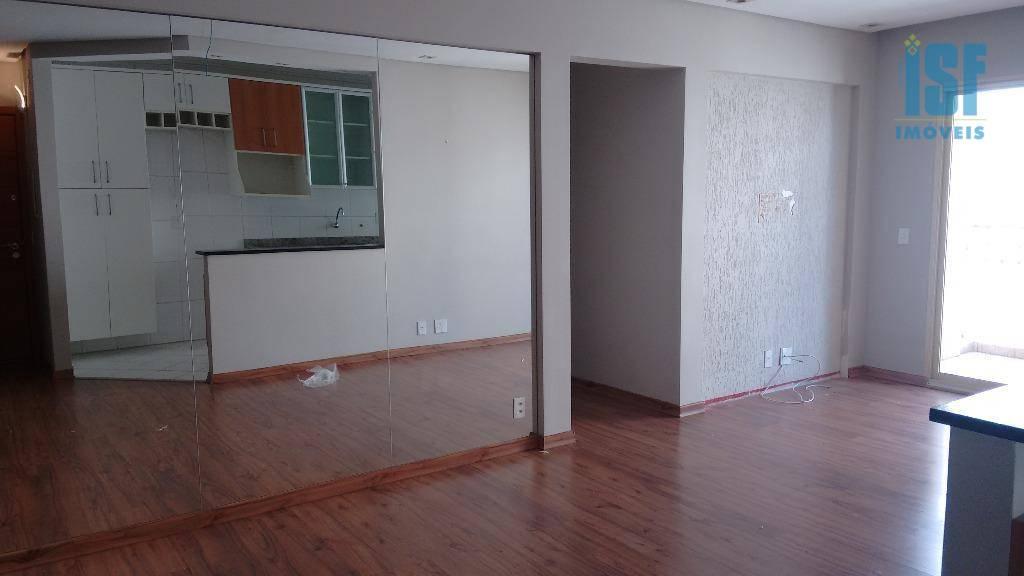 Apartamento residencial à venda, Alphaville, Santana de Parnaíba - AP0727.
