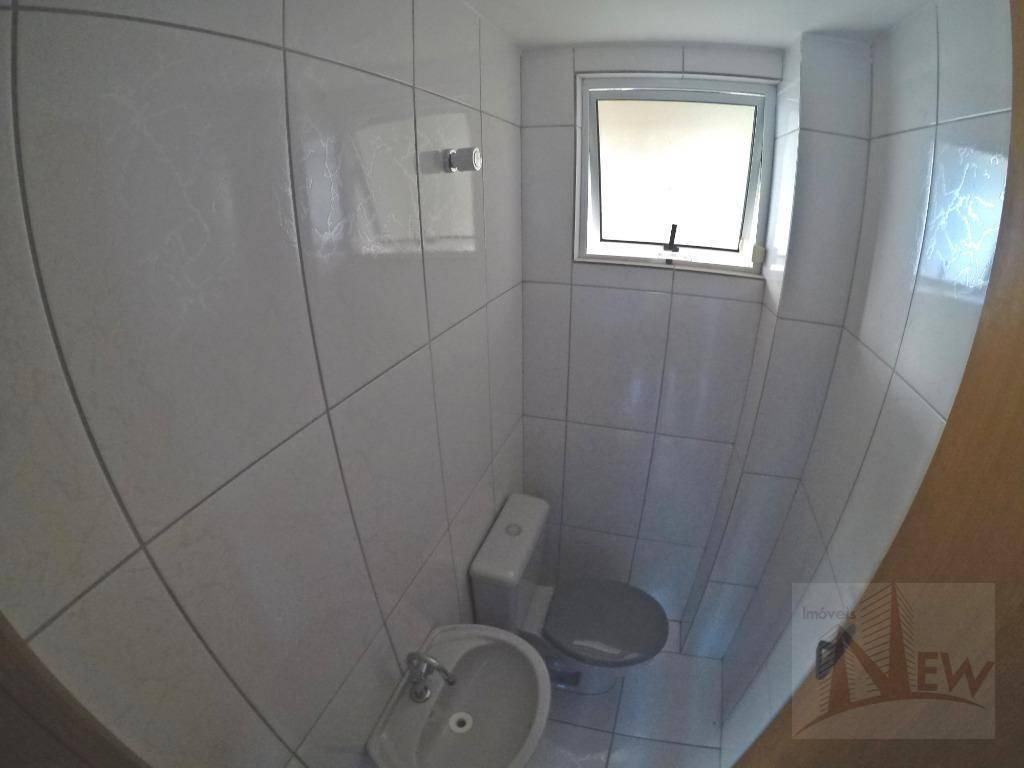 Sobrado 03 quartos (1 suíte) em Araucária/PR