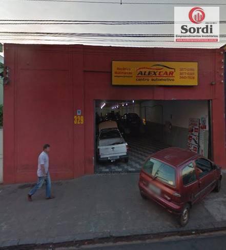 Salão comercial à venda, Campos Elíseos, Ribeirão Preto.