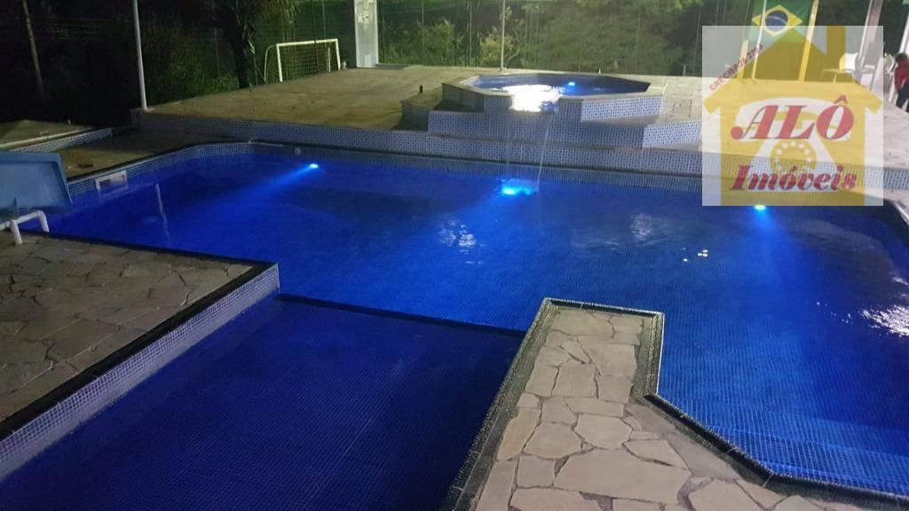 Chácara à venda, 2500 m² por R$ 640.000,00 - Atibaia Vista da Montanha - Atibaia/SP