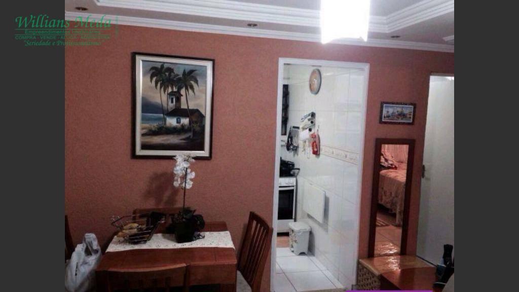Apartamento residencial à venda, Jardim Ottawa, Guarulhos.