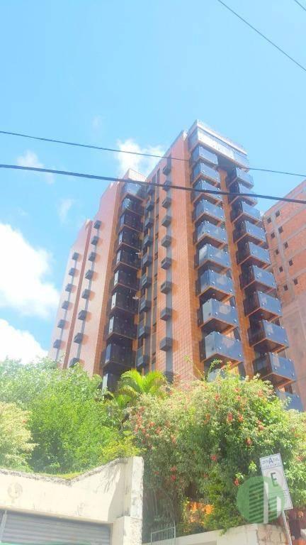 Rua São Francisco | Apartamento 4 quartos 2 Vagas | 185m²