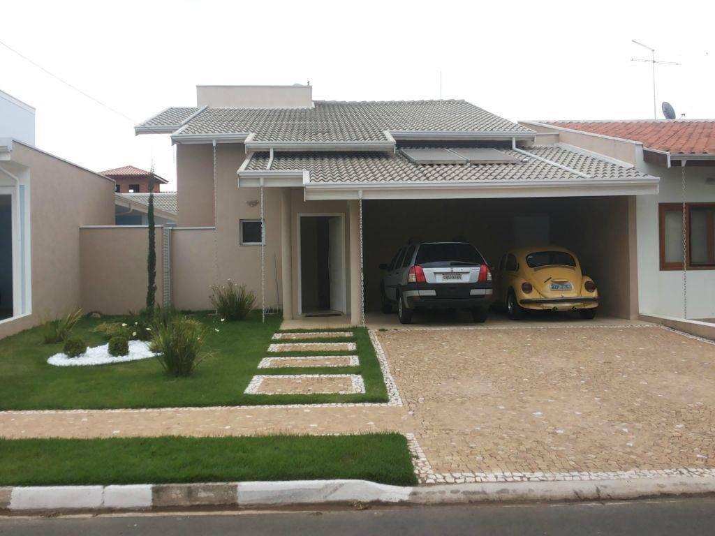 Casa 3 Dorm, Condomínio Campos do Conde, Paulinia (CA1596)