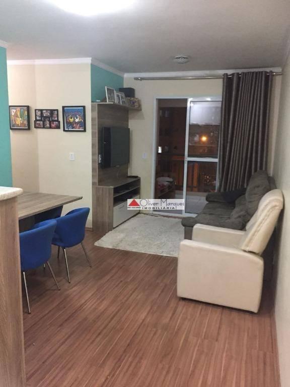 Apartamento residencial à venda, Carapicuíba, Carapicuíba - AP6133.