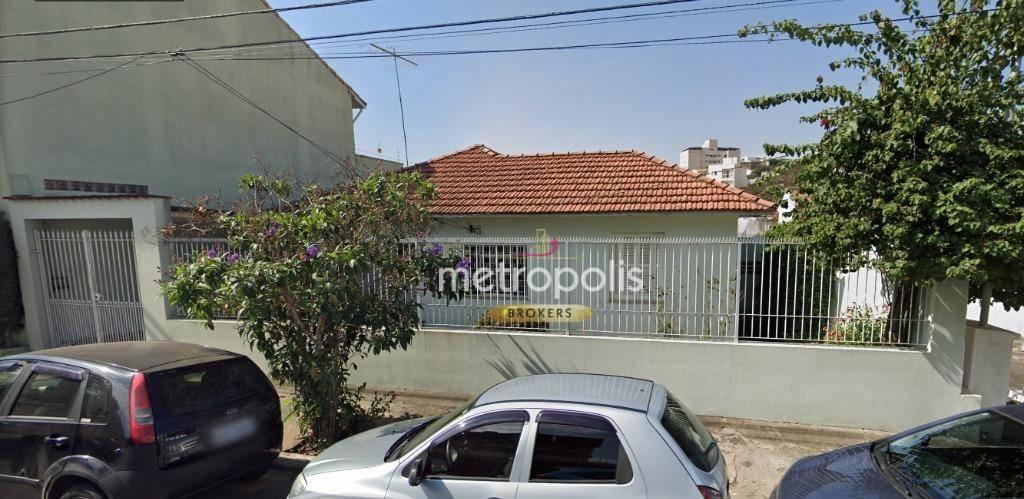 Casa com 1 dormitório à venda, 102 m² por R$ 540.000,00 - Olímpico - São Caetano do Sul/SP