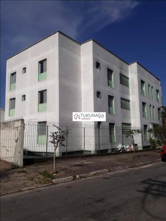 Apartamento com 2 dormitórios para alugar - Jardim Bom Clima - Guarulhos/SP