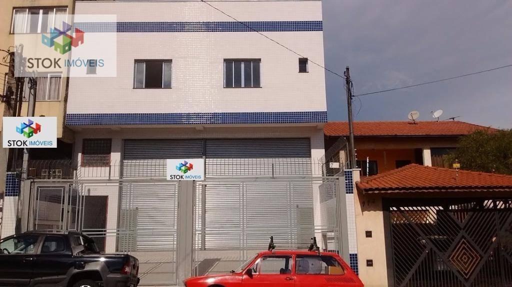 Salão comercial para locação, Gopoúva, Guarulhos.