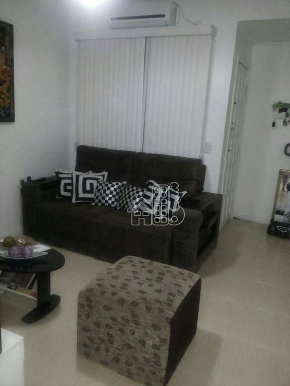 Casa com 2 dormitórios à venda, 90 m² por R$ 242.000 - Colubande - São Gonçalo/RJ