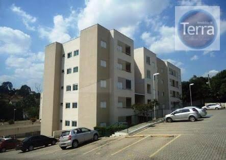 Apartamento com 2 dormitórios à venda, 54 m²  - Bosque dos Esquilos - Granja Viana