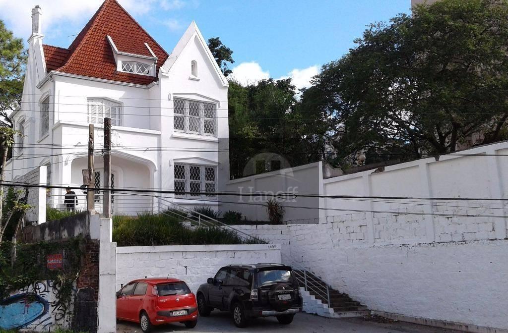 Casa comercial para locação, Rio Branco, Porto Alegre - CA00