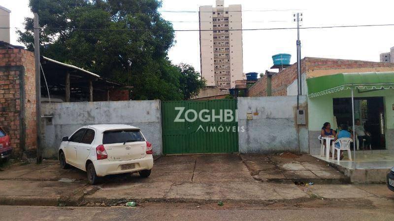 Terreno residencial à venda, Agenor de Carvalho, Porto Velho.