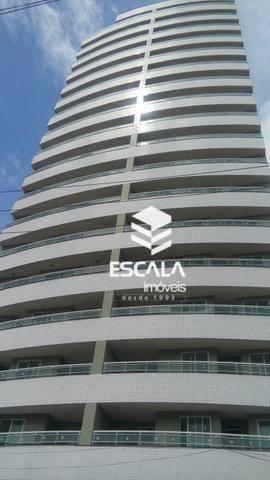 Apartamento com 3 quartos à venda, 86 m², novo, 2 vagas, área de lazer - José Bonifácio - Fortaleza/CE