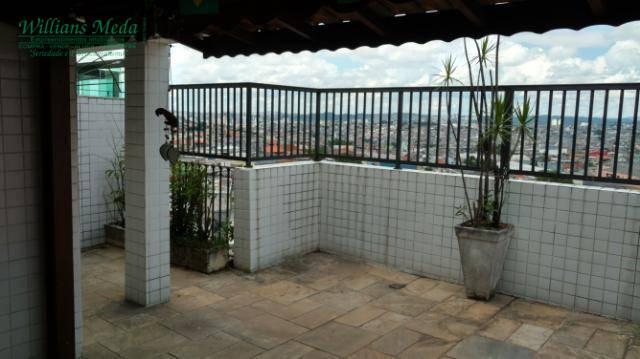 Cobertura residencial à venda, Vila Prudente, São Paulo - CO