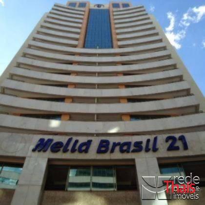 Flat de 1 dormitório à venda em Asa Sul, Brasília - DF