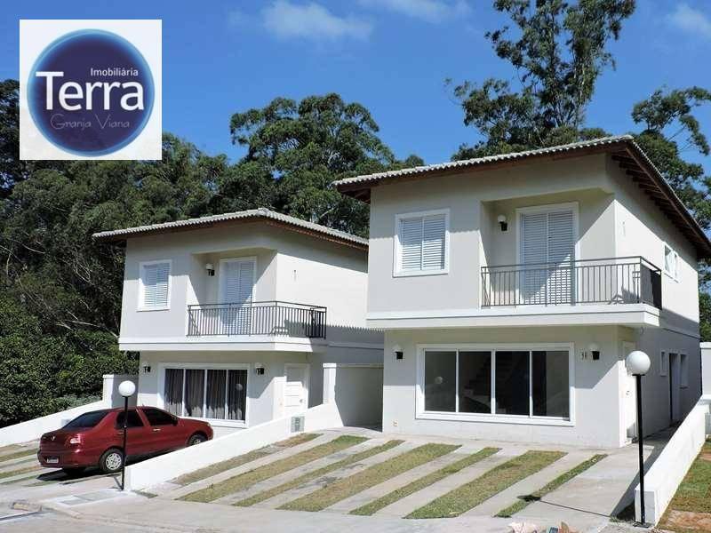 Casa residencial à venda, Residencial Reserva Viana, Granja Viana.
