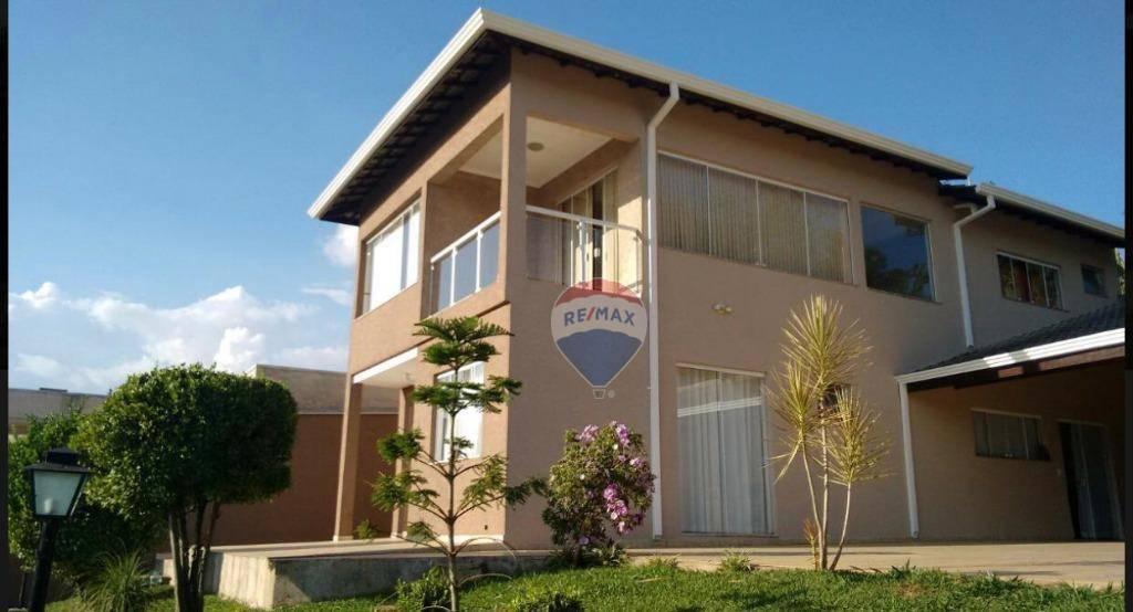 Casa com 3 dormitórios para alugar, 350 m² por R$ 3.500/mês - Country Residencial Félix - Bom Jesus dos Perdões/SP