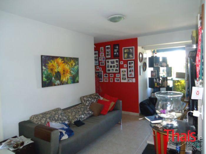 Apartamento de 2 dormitórios à venda em Octogonal, Brasília - DF