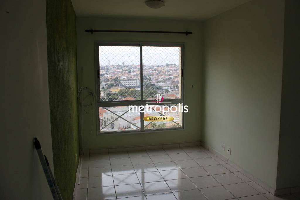 Apartamento com 3 dormitórios à venda, 61 m² por R$ 310.000 - Fundação - São Caetano do Sul/SP