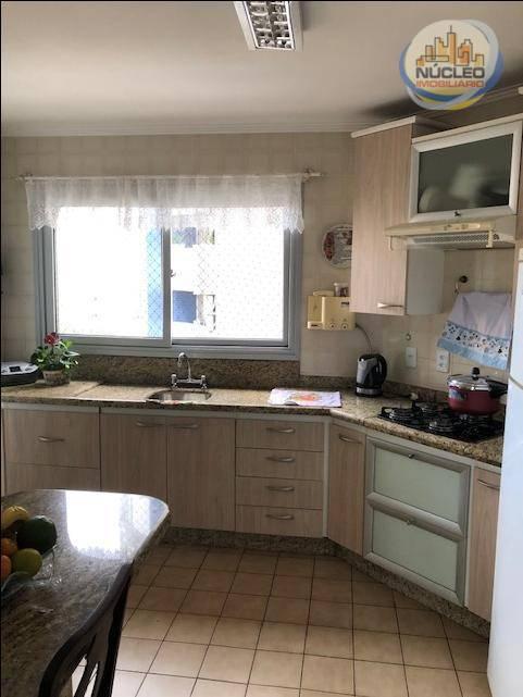 Apartamento com 3 Dormitórios à venda, 100 m² por R$ 420.000,00
