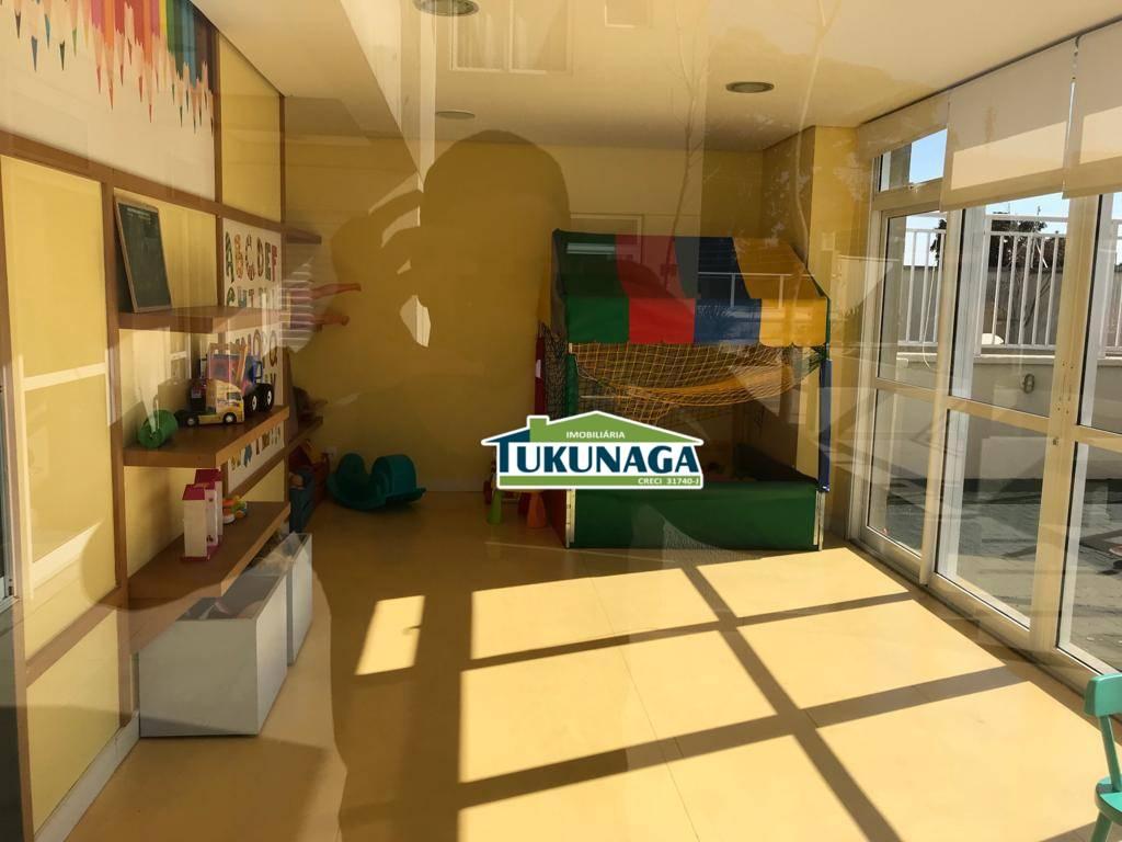 Apartamento com 2 dormitórios à venda, 58 m² por R$ 355.000