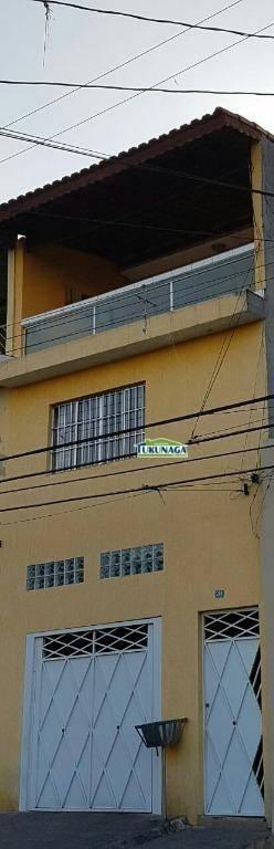 Casa residencial à venda, Jardim Novo Portugal, Guarulhos.