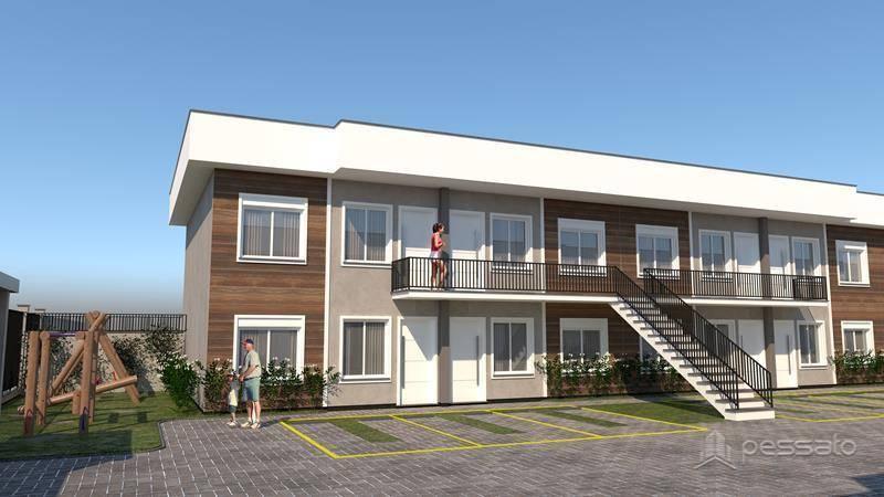 apartamento 2 dormitórios em Gravataí, no bairro Sítio Gaúcho