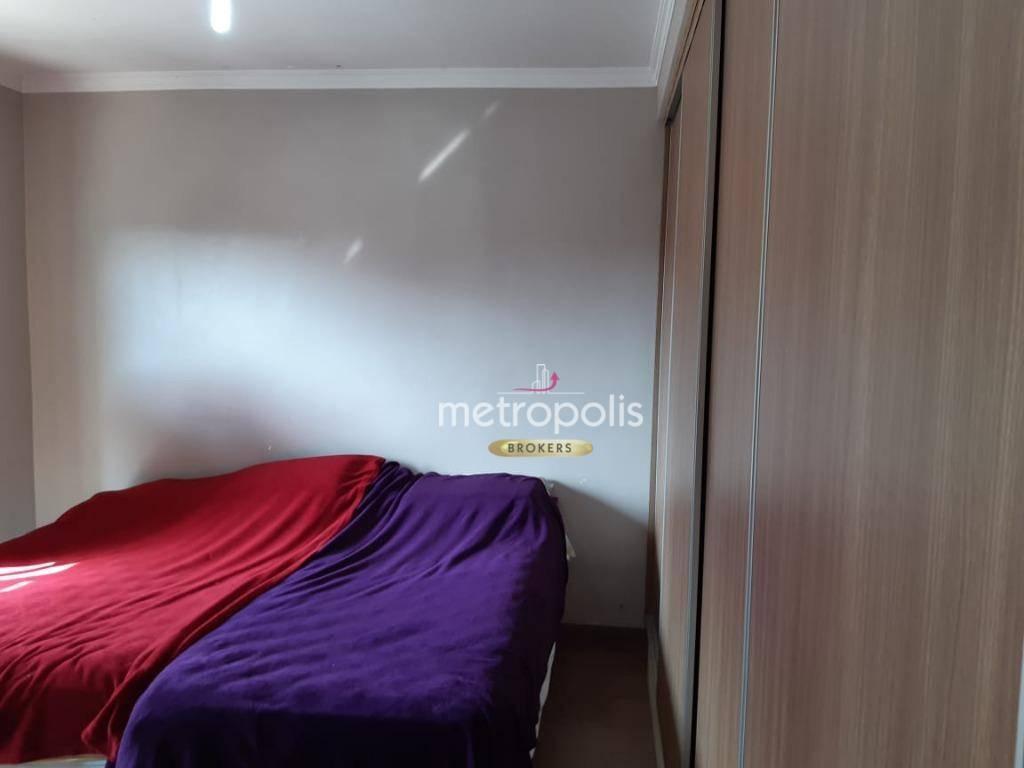 Sobrado com 4 dormitórios à venda, 250 m² por R$ 800.000,00 - Jardim São Caetano - São Caetano do Sul/SP