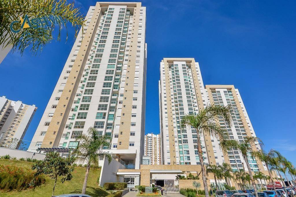 AP0125-CST, Apartamento de 4 quartos, 131 m² à venda no Ecoville - Curitiba/PR