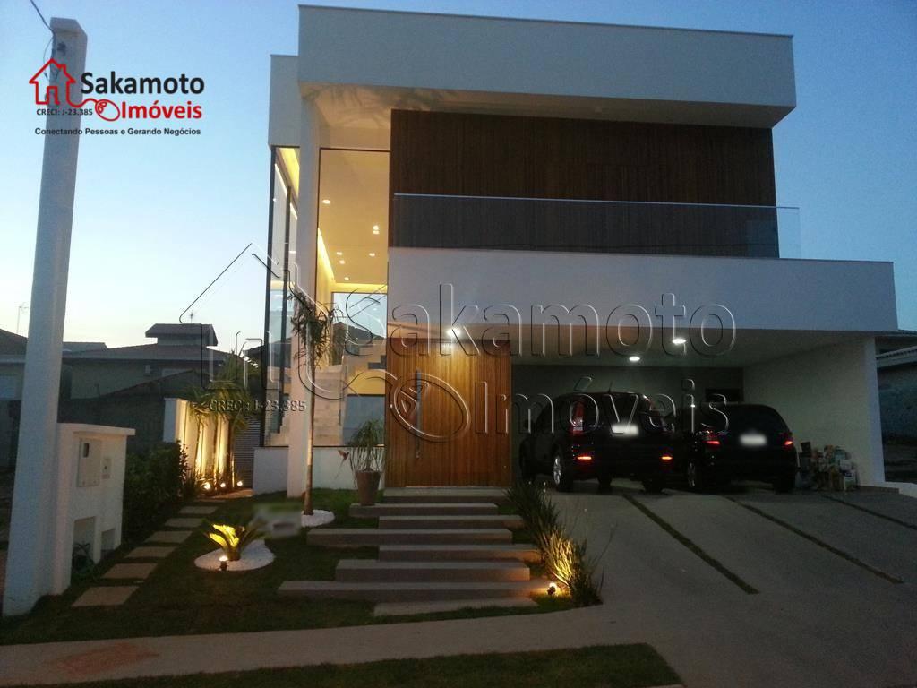 Sobrado residencial à venda, Condomínio Chácara Ondina, Sorocaba.