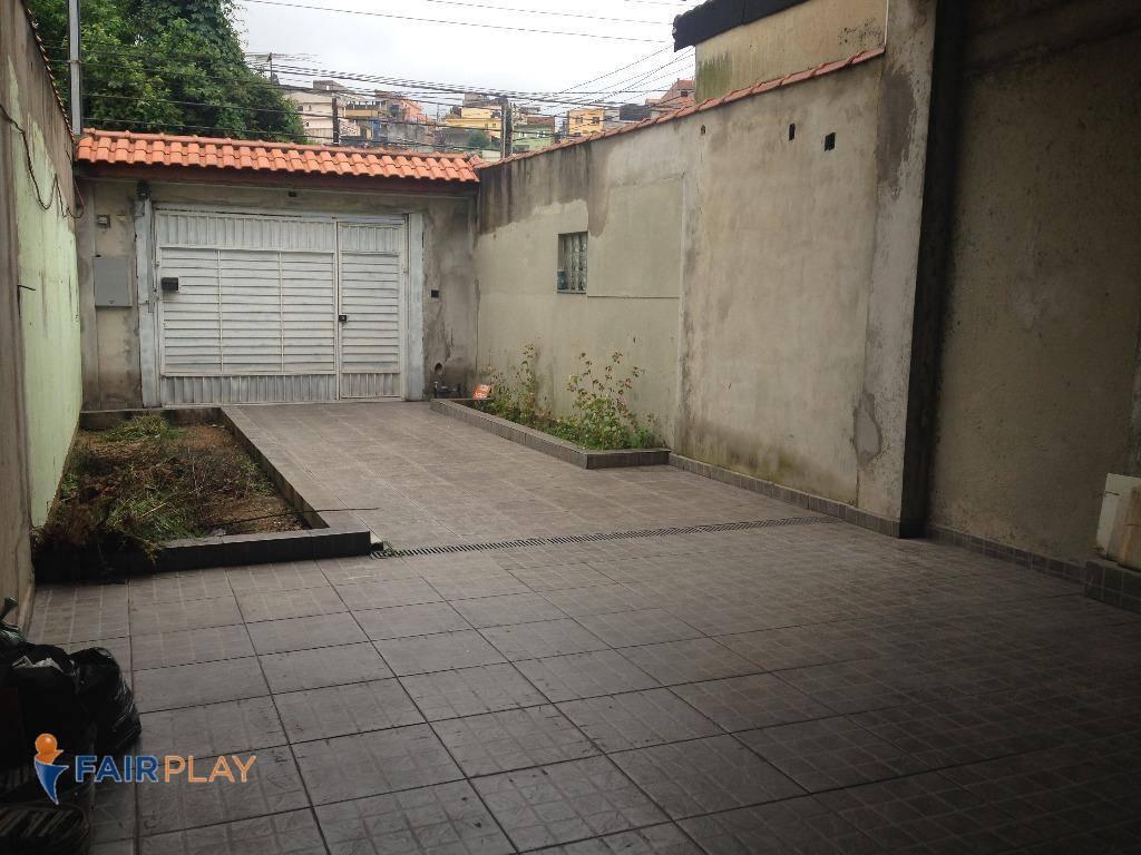 Casa Venda Santo André Vila Luzita 5 Dorm 4 Suites 5 Vagas 3